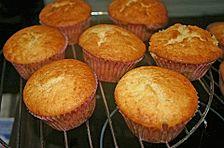 Vanillejoghurt - Muffins