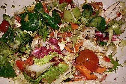 Diät - Salatdressing 1