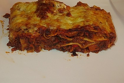 Lasagne 8