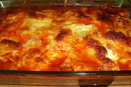 Lasagne 11
