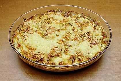 Zucchini - Kartoffel Auflauf 2