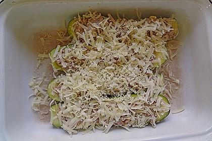 Zucchini, gefüllt 12