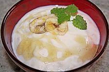 1-Minute-Bananenjoghurt