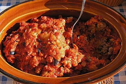 Tapas - Salsa tomate al jerez 1