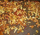 Steinpilzravioli mit Petersilienpesto, Parmesan und San Daniele Schinken (Bild)