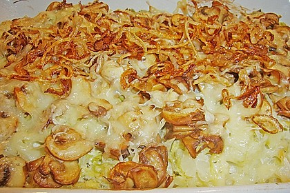 Champignon-Käse-Spätzle 25