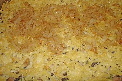 Champignon - Käse - Spätzle 31