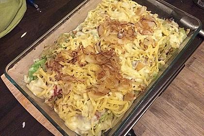 Champignon - Käse - Spätzle 11