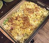 Champignon - Käse - Spätzle