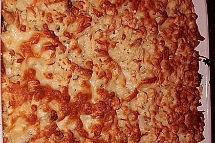 Champignon - Käse - Spätzle 23