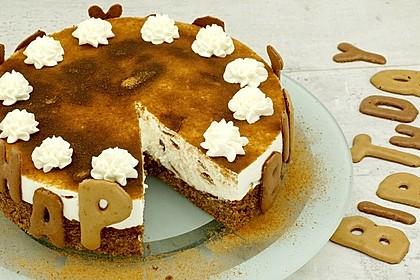 Russisch Brot-Torte