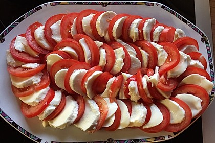 Caprese Salat 2