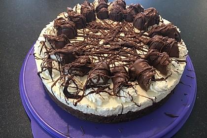Choco-Fresh-Torte mit Keksboden 4