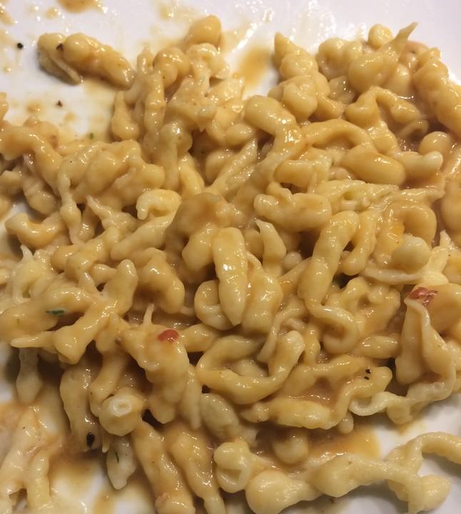 Spätzle aus dem Monsieur Cuisine plus von StinaK84 | Chefkoch.de