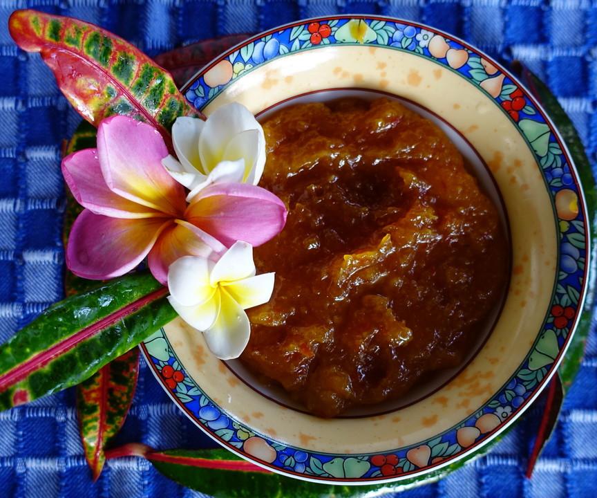 mango chutney 39 bali dream 39 rezept mit bild von dieter sedlaczek. Black Bedroom Furniture Sets. Home Design Ideas