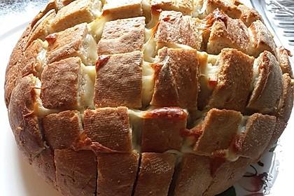 Käse-Knoblauch-Brot 1