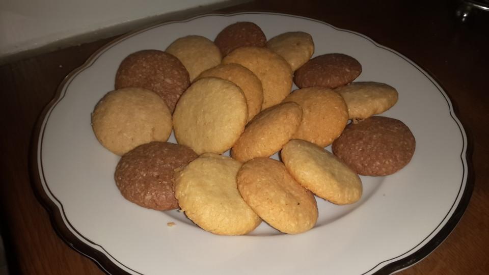 Kekse rezepte mit gemahlene mandeln