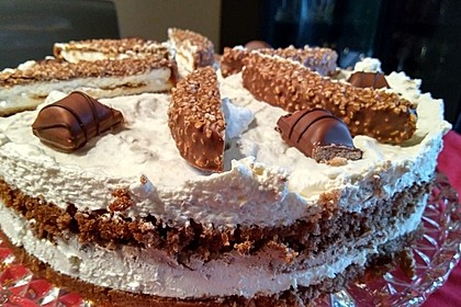 Ferrero-Kinder-Torte light 3