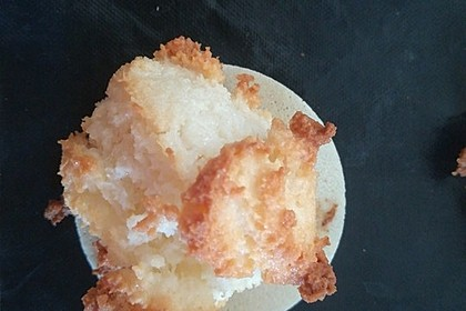 Saftige Kokosmakronen mit Marzipan 1