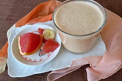 Grapefruit-Bananen-Smoothie 1