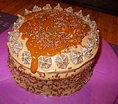 Nuss-Karamell-Torte
