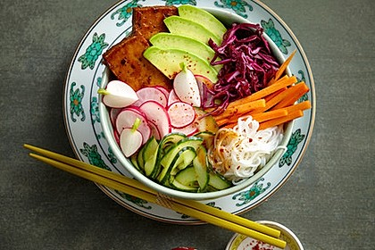 Tofu Banh mi Bowl 1
