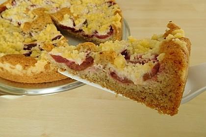 Pflaumenkuchen (Bild)