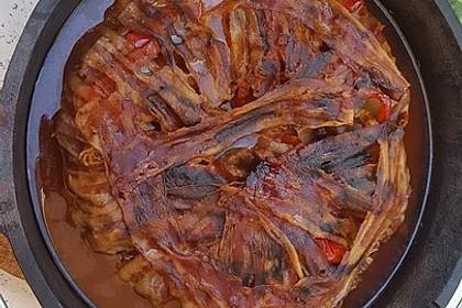 Schichtfleisch aus dem Dutch Oven 5