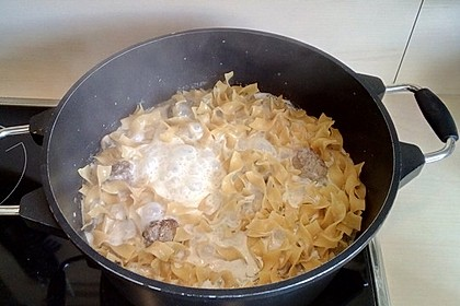 One Pot Swedish Meatballs 21
