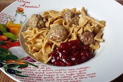 One Pot Swedish Meatballs 5