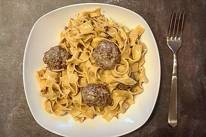 One Pot Swedish Meatballs 17