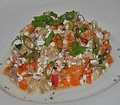 Thunfisch-Hüttenkäse-Salat (Bild)