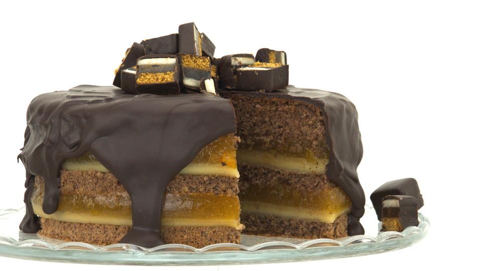 dominostein torte rezept mit bild von evas backparty. Black Bedroom Furniture Sets. Home Design Ideas