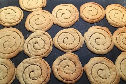 Omas altes Rezept für Walnuss Teegebäck aus Nordfriesland mit dem Thermomix