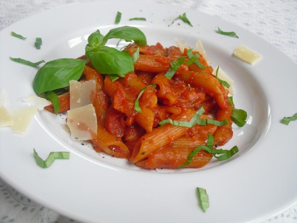 One-Pot-Pasta Napoli