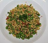 Erbsen-Weizenkörner-Topf (Bild)