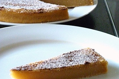 Apfel-Vanille-Amaretto-Puddingkuchen
