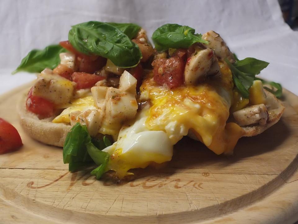 Avocado Breakfast Toast Recipe — Dishmaps
