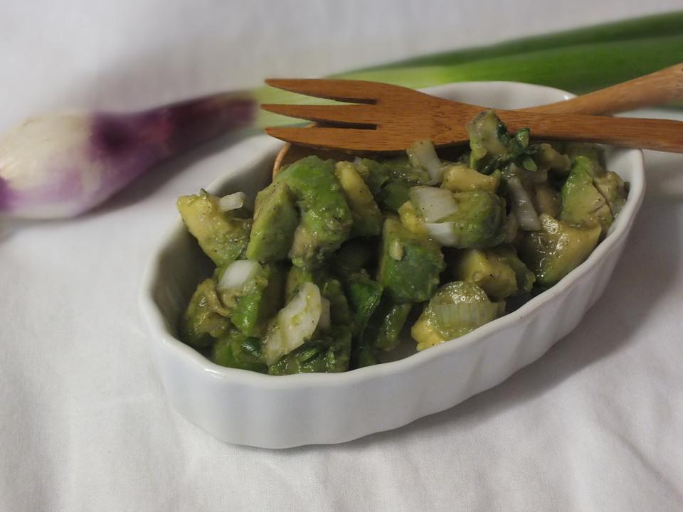 schneller avocado salat von pit blog. Black Bedroom Furniture Sets. Home Design Ideas