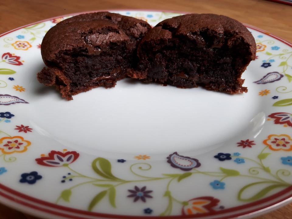 vegane schoko muffins rezept mit bild von miamorres. Black Bedroom Furniture Sets. Home Design Ideas