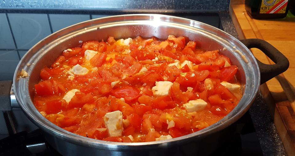 tomaten pfanne