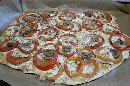 """""""Französische"""" Pizza 1"""