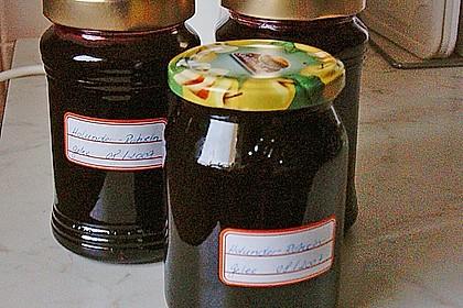 Holunder - Rotwein - Gelee 6