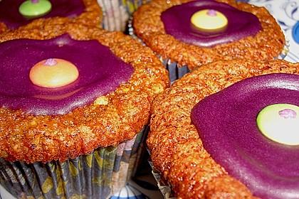Möhrenkuchen oder -muffins 6