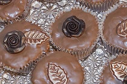 Möhrenkuchen oder -muffins 3