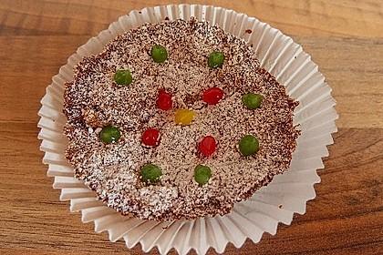 Möhrenkuchen oder -muffins 2