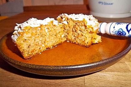 Möhrenkuchen oder -muffins 9