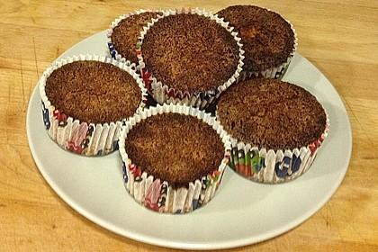 Möhrenkuchen oder -muffins 11