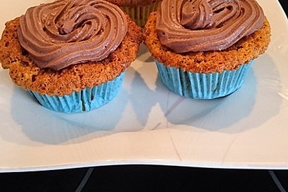 Möhrenkuchen oder -muffins 1