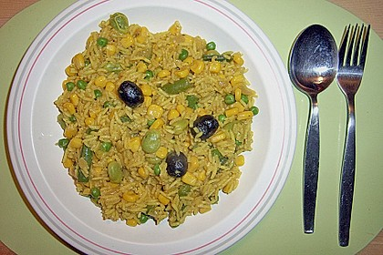 Aromatische Paella 1